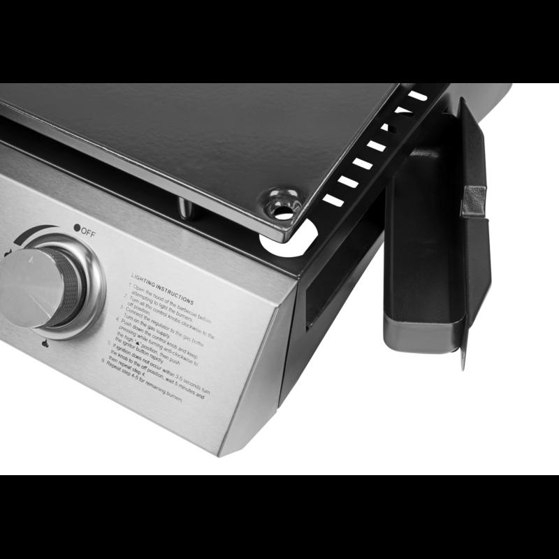 4_Burner_gas_drip_tray_grill